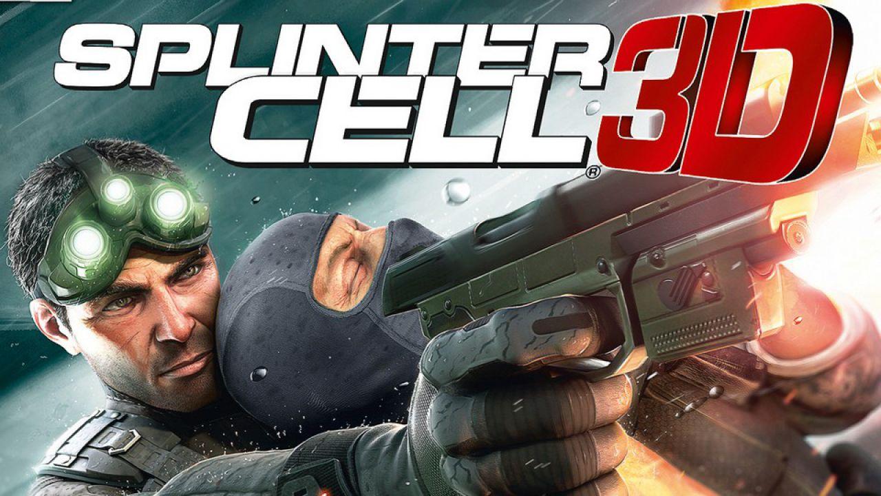 recensione Splinter Cell 3D