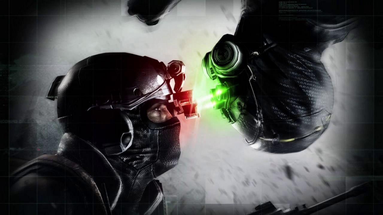 hands on Splinter Cell BlackList