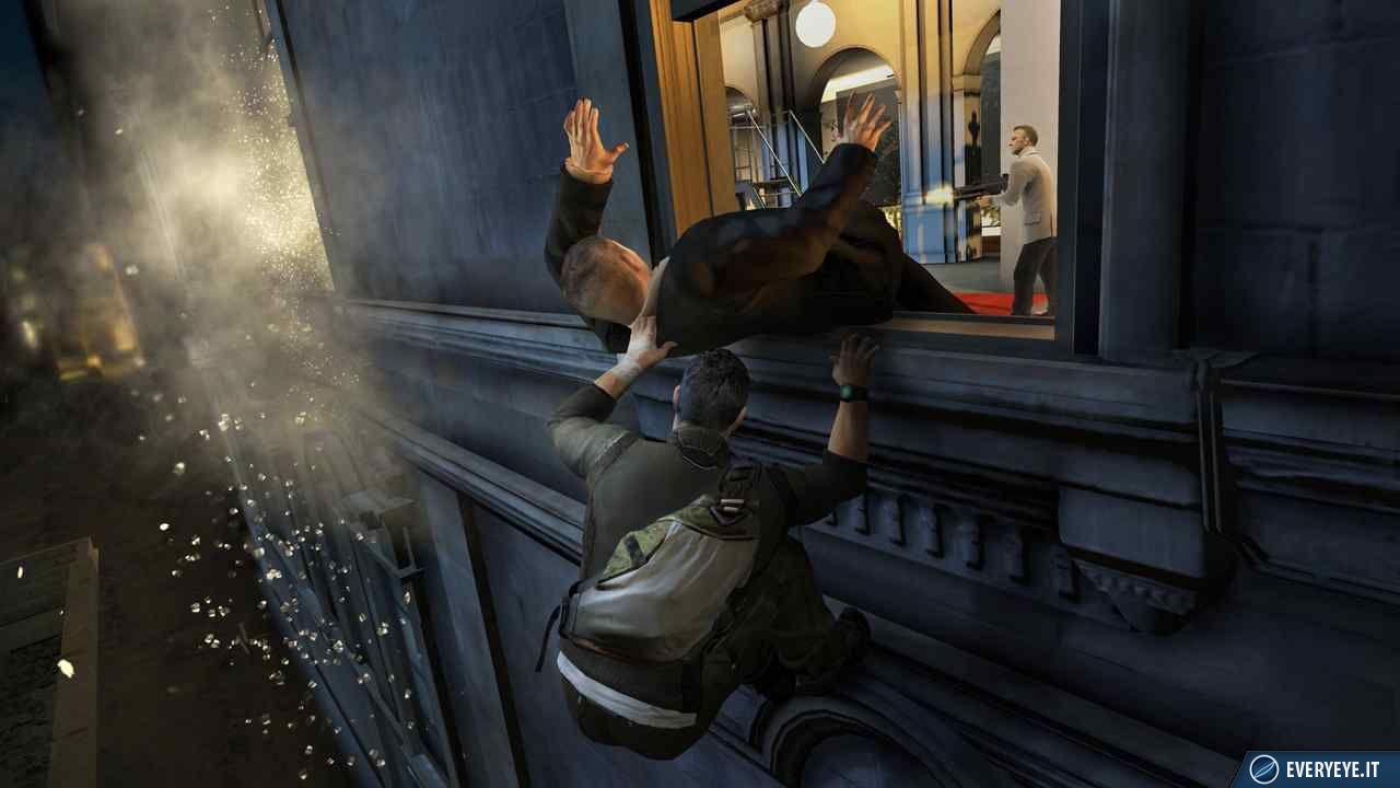 recensione Splinter Cell: Conviction