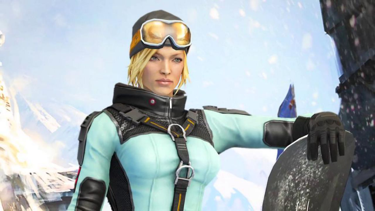 hands on SSX