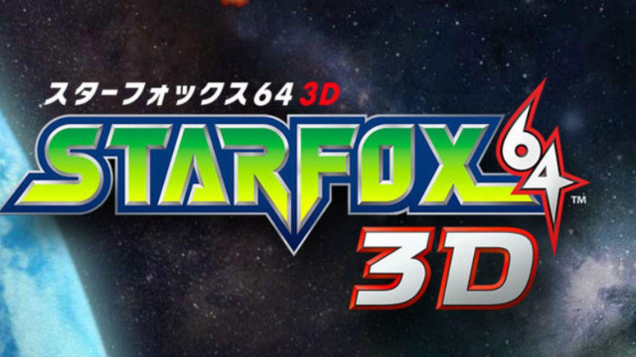 hands on Star Fox 64 3DS