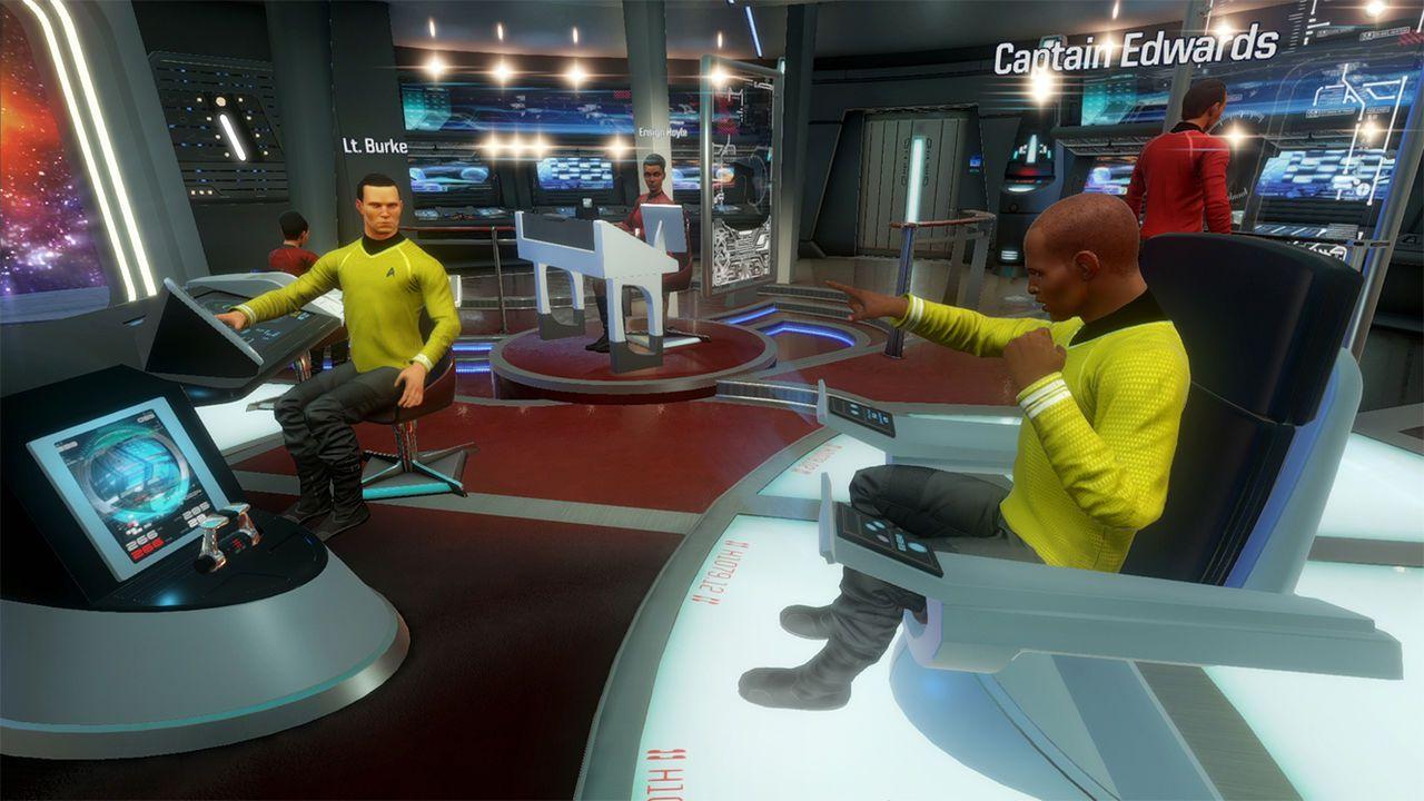 provato Star Trek: Bridge Crew