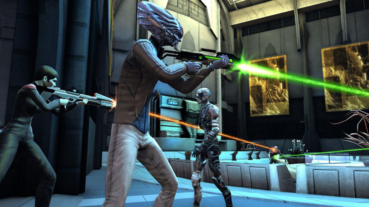 recensione Star Trek Online