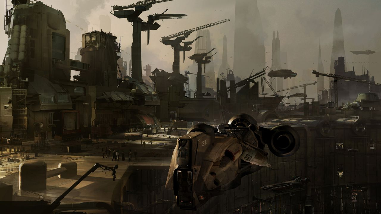 first look Star Wars 1313