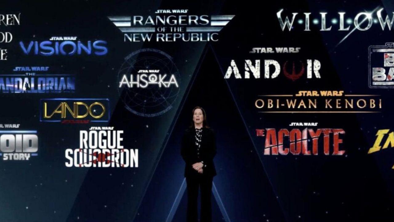 Star Wars, da Ahsoka a Obi-Wan: tutte le serie TV annunciate da Disney