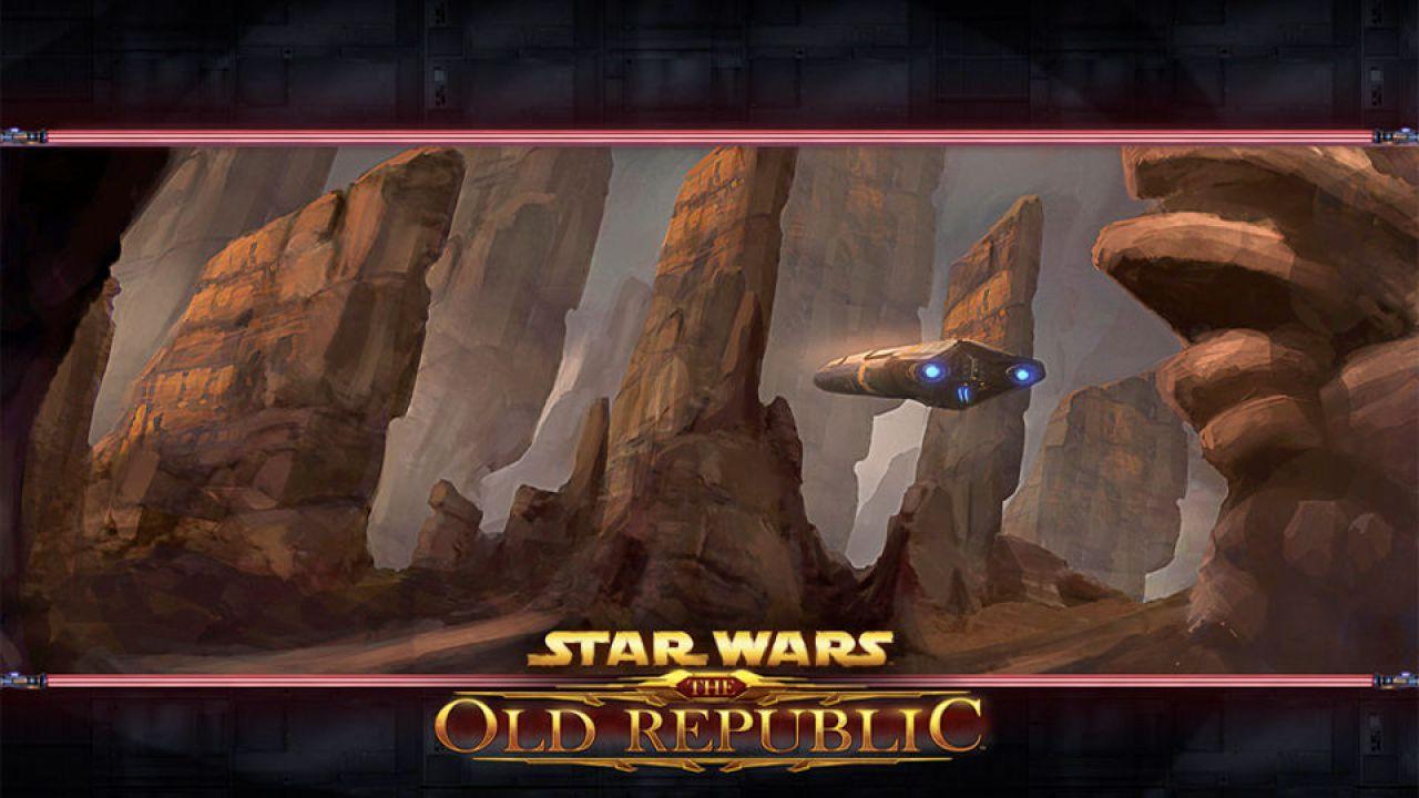 provato Star Wars Battlefront: la lunga prova dell'MMO di BioWare