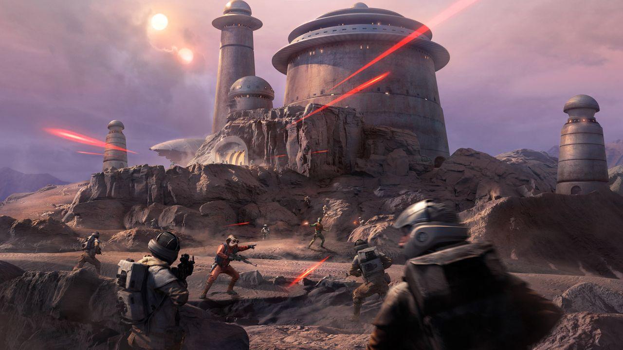 recensione Star Wars Battlefront: Orlo Esterno