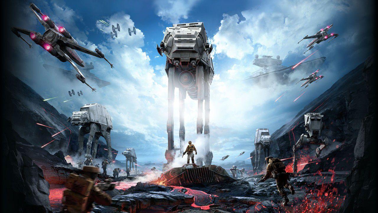 provato Star Wars Battlefront