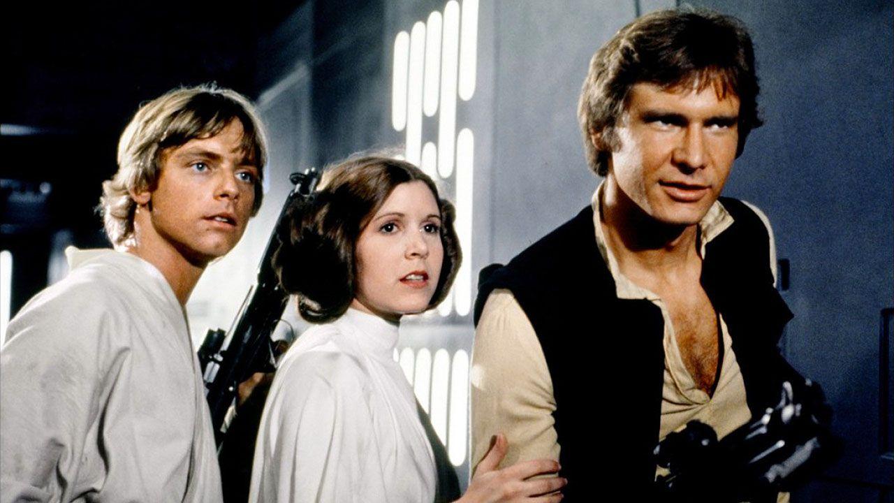 Star Wars: Episodio IV - Una nuova speranza tra i migliori film di disney plus di aprile