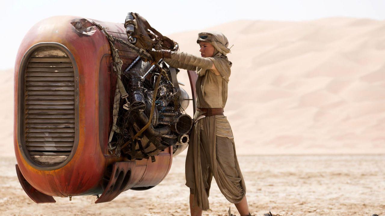 Star Wars incontra la Terra: i veicoli ispirati alle nostre auto e moto