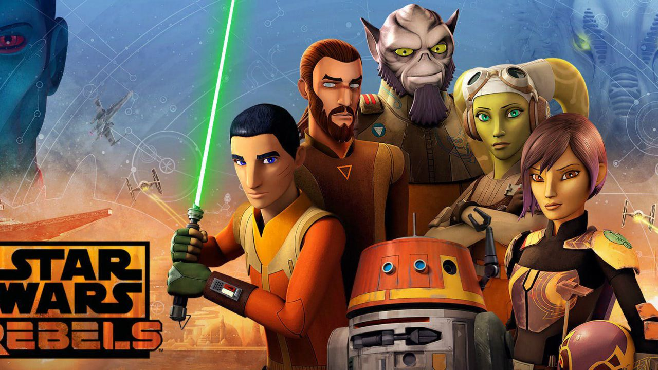 Star Wars Rebels su Disney+: la serie animata ambientata nell'Era Imperiale