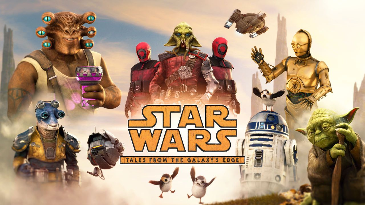 Star Wars Tales From The Galaxy's Edge Recensione: Guerre Stellari in VR