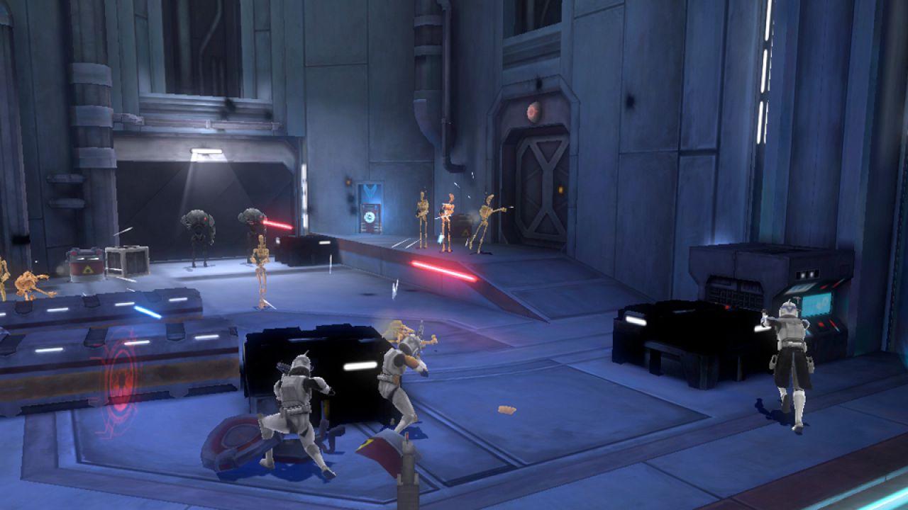 recensione Star Wars The Clone Wars: Gli Eroi della Repubblica