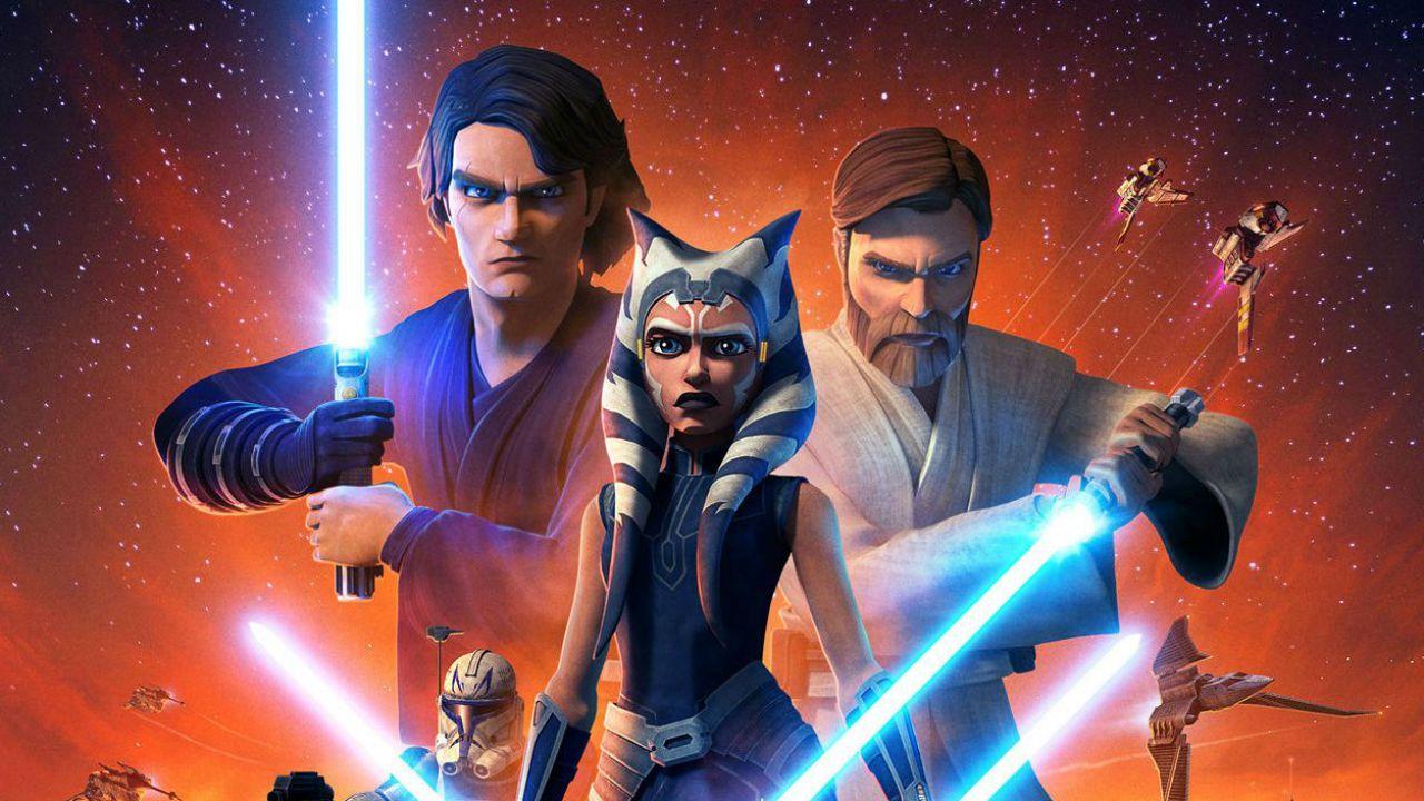 first look Star Wars: The Clone Wars, prime impressioni sulla Stagione 7 su Disney+