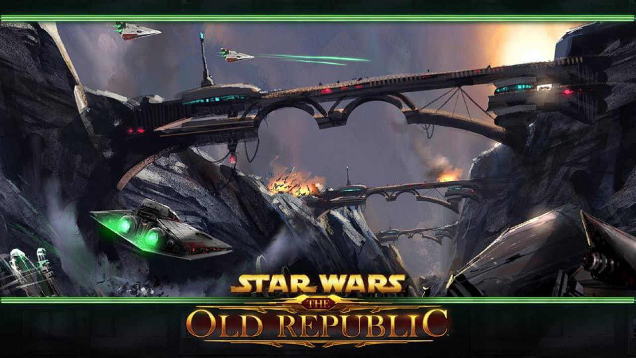 recensione Star Wars The Old Republic