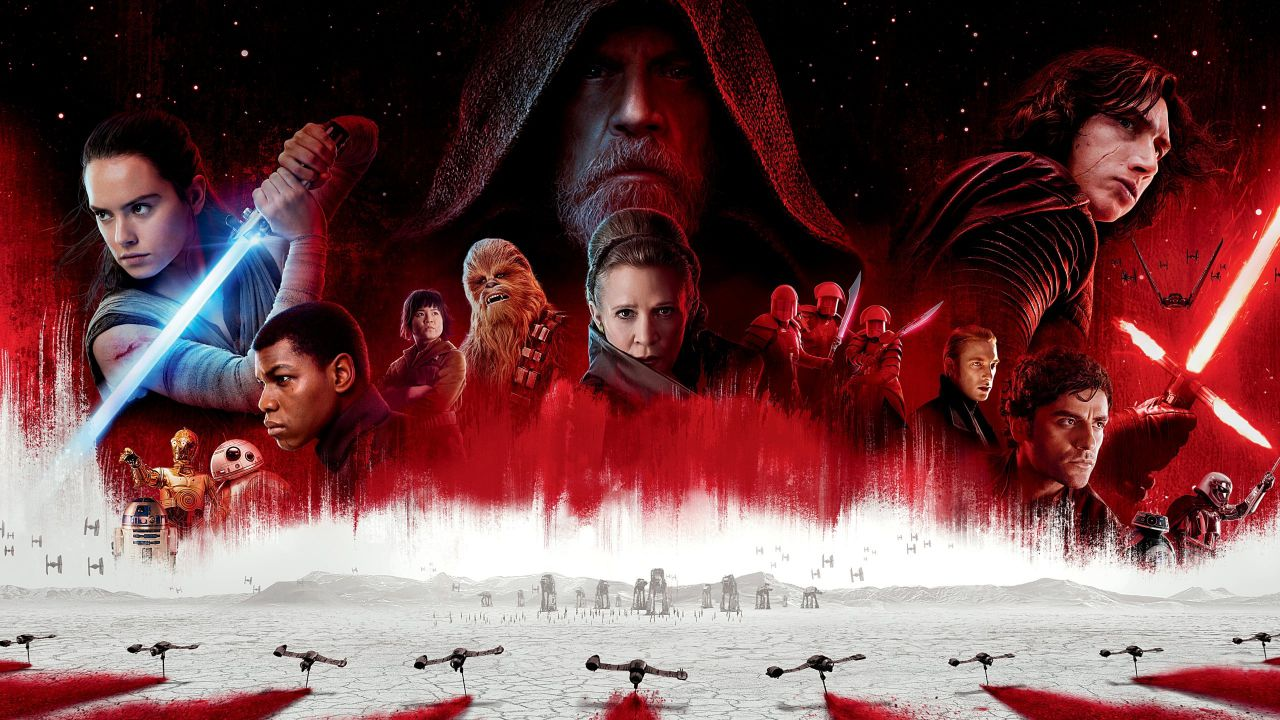 recensione Star Wars: Gli Ultimi Jedi, la recensione: la guerra è appena iniziata