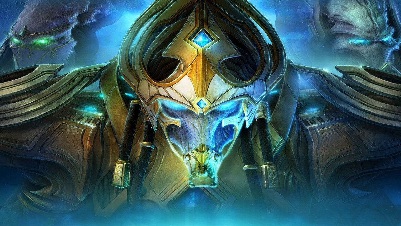provato StarCraft 2 Legacy of the Void - Allied Commanders