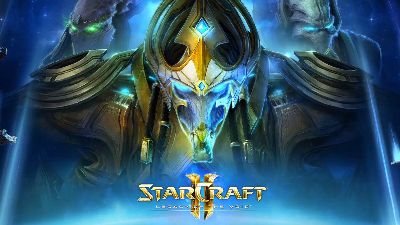 intervista StarCraft 2 Legacy of the Void