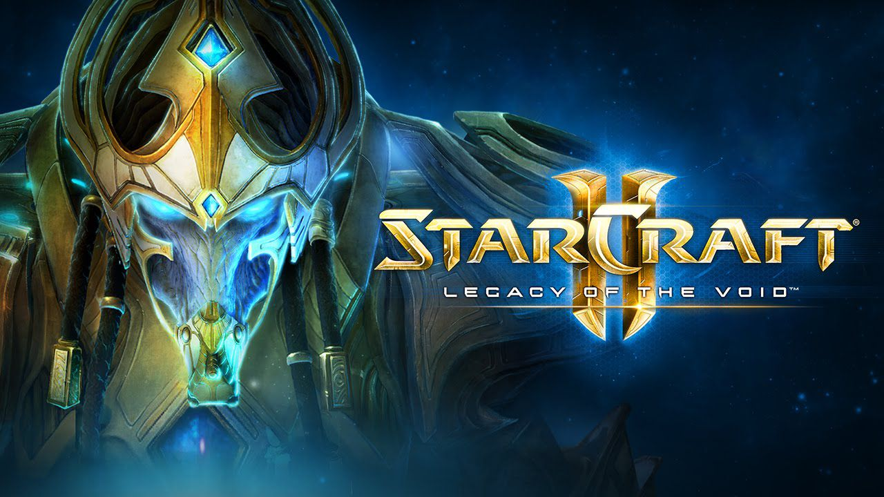 speciale StarCraft 2: Legacy of the Void