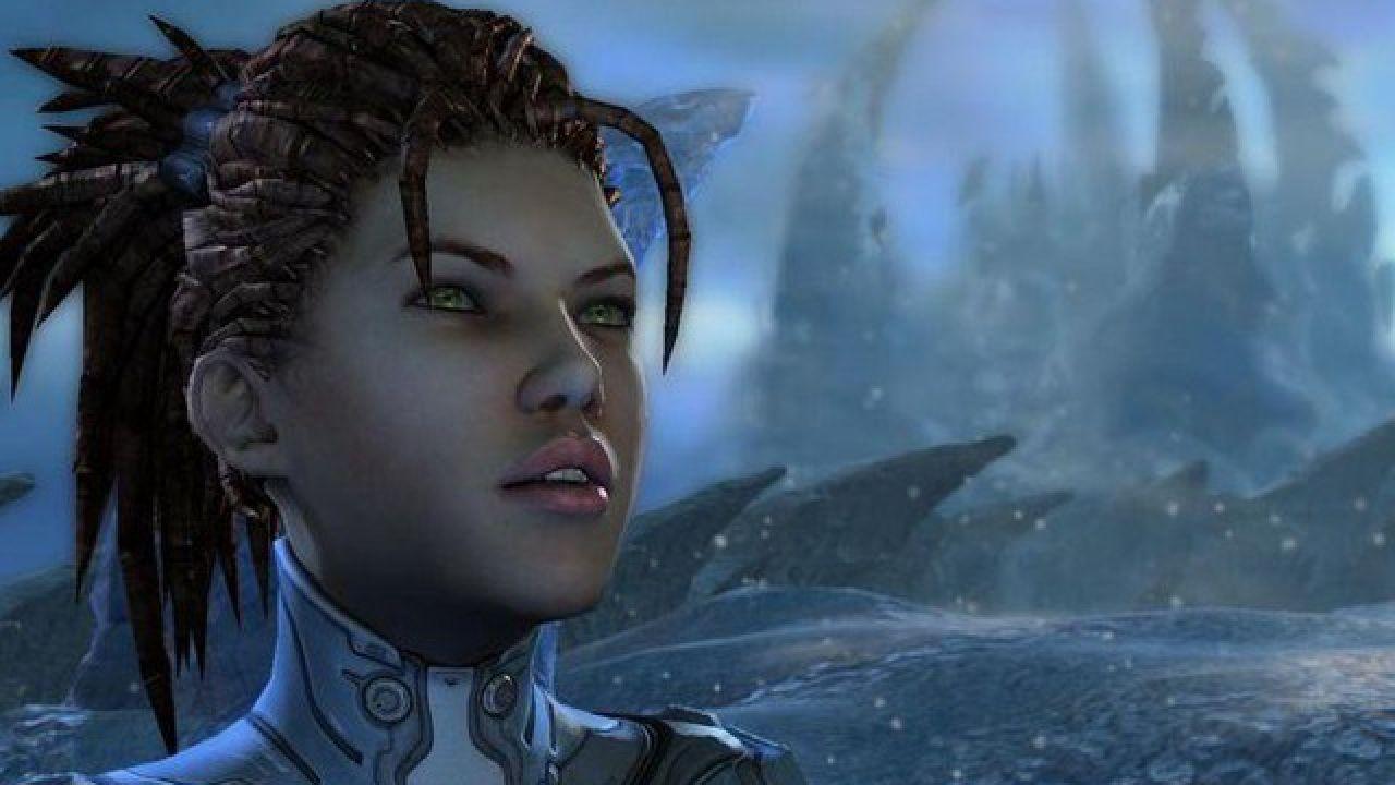 anteprima StarCraft II: Heart of the Swarm