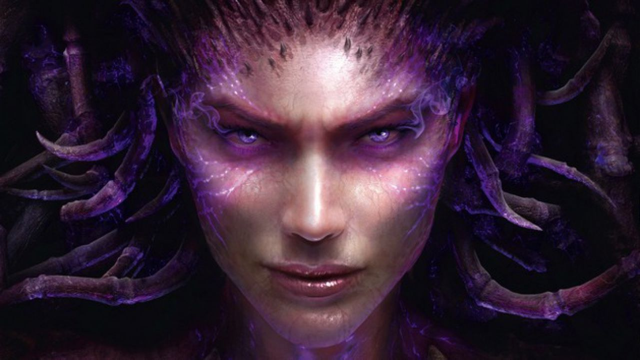 hands on StarCraft II: Heart of the Swarm