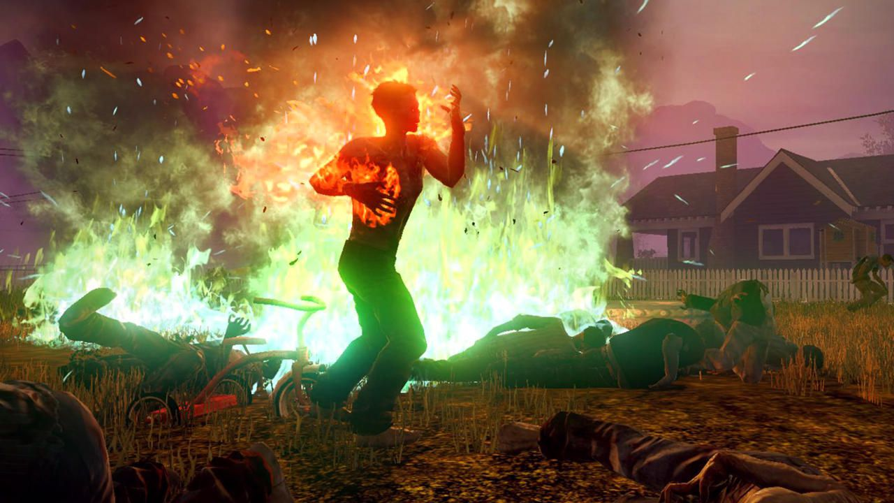 hands on State of Decay
