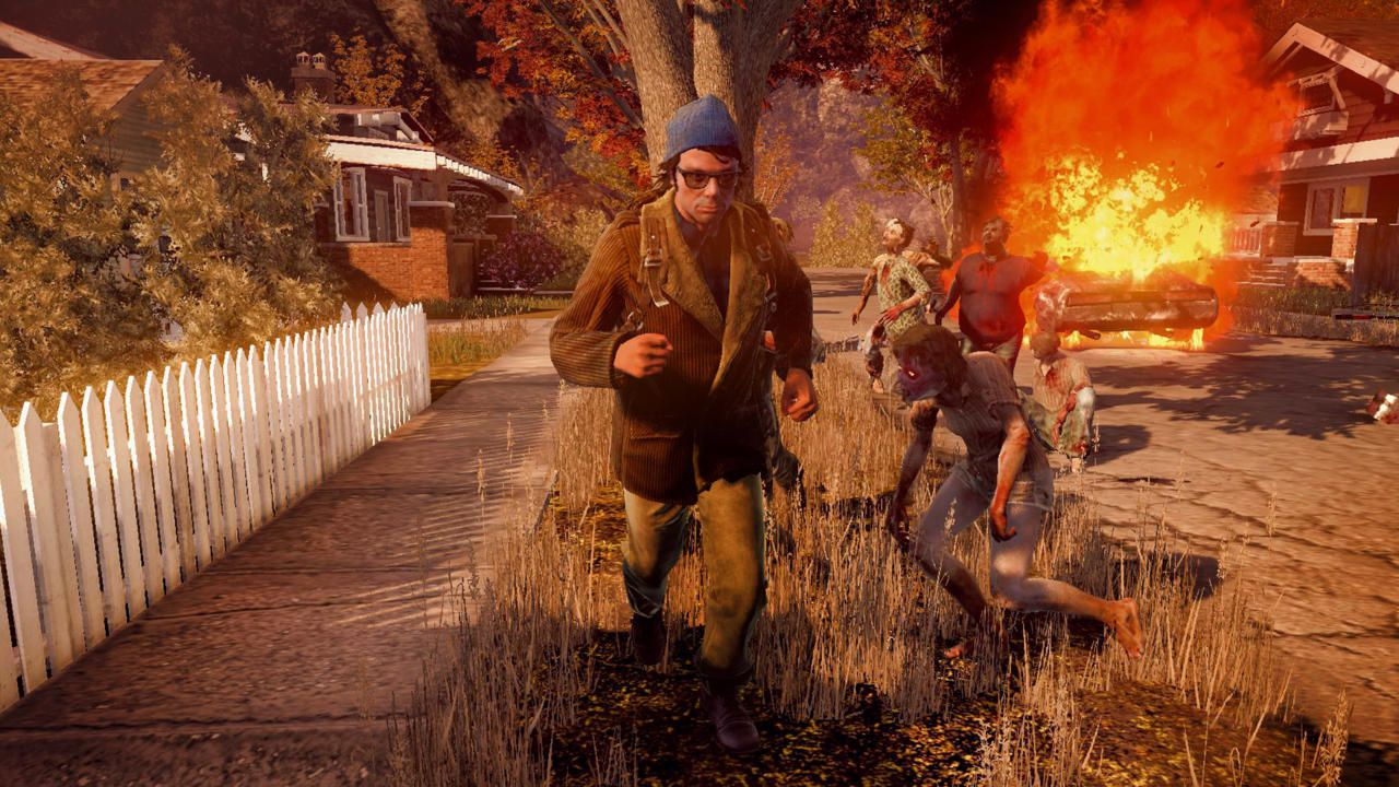 recensione State of Decay