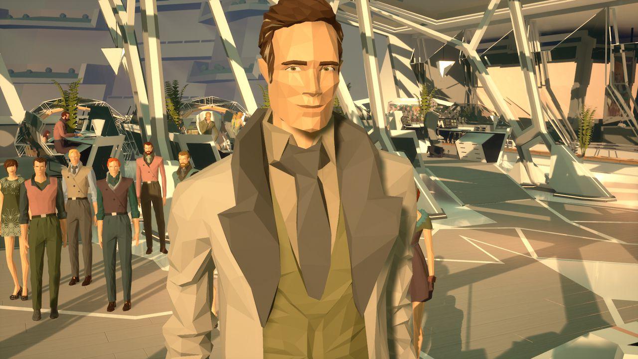 State of Mind: un'avventura cyberpunk dal gameplay minimale