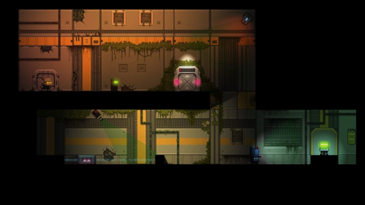 recensione Stealth Inc: a Clone in the Dark