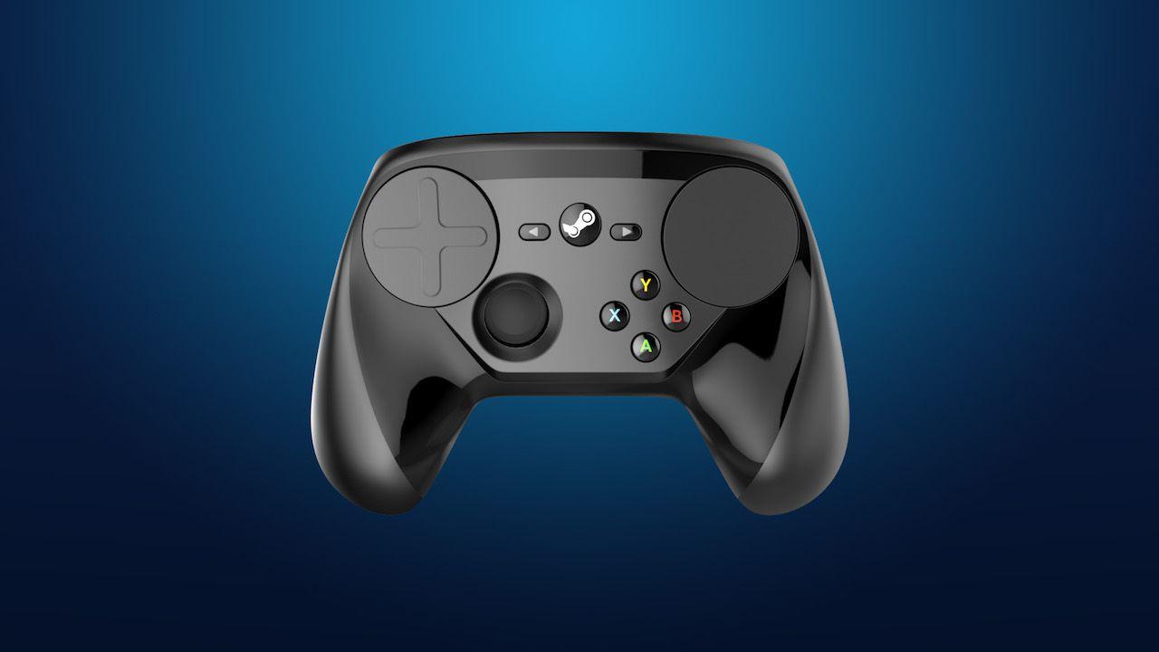 recensione Steam Controller
