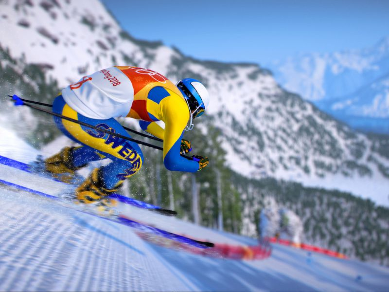 Steep Road To The Olympics Recensione: la strada per le Olimpiadi di Pyeongchang