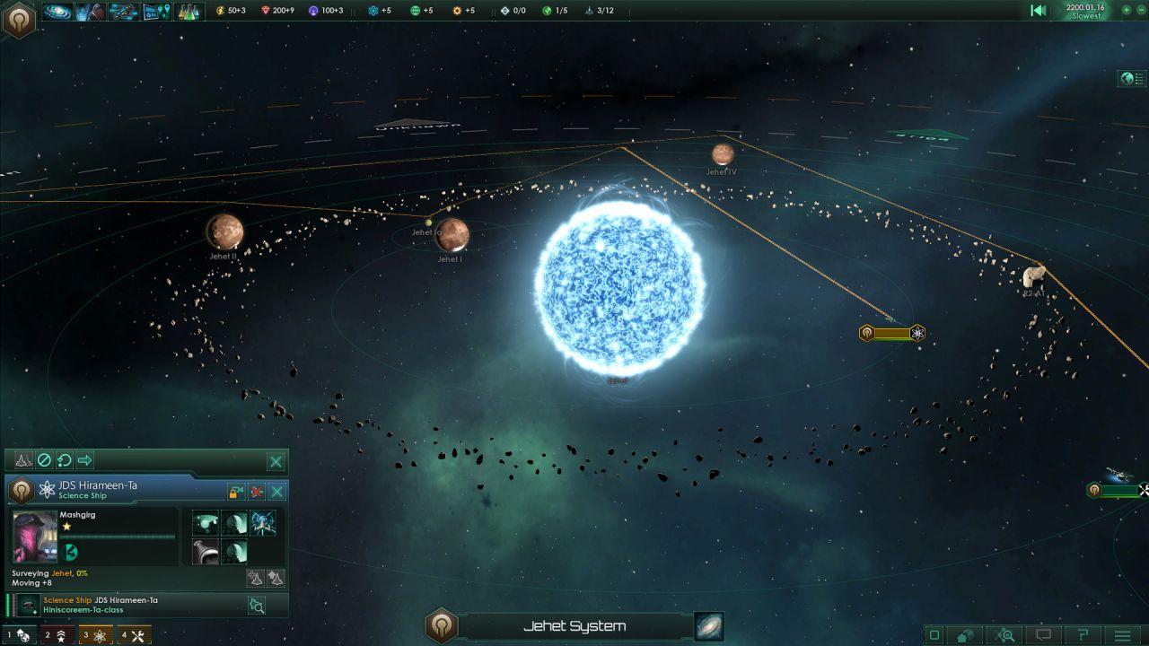 recensione Stellaris
