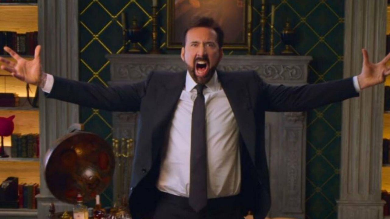 recensione Storia delle parolacce: recensione della docuserie con Nicolas Cage