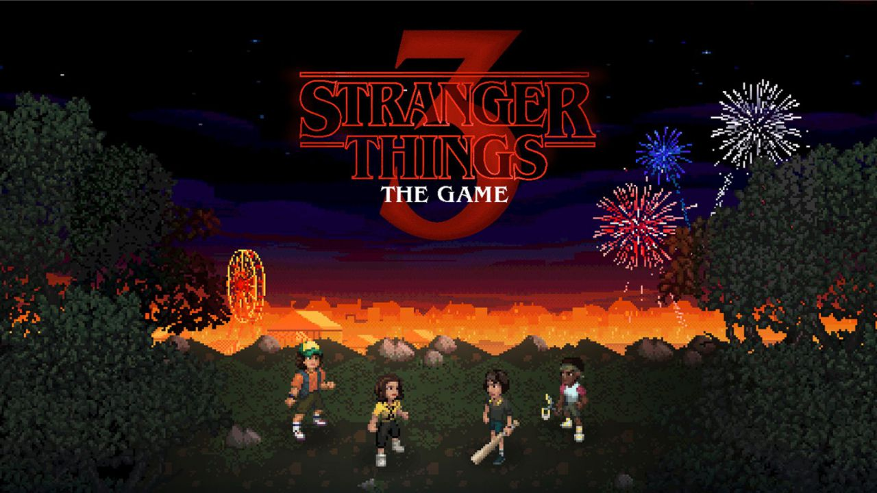 recensione Stranger Things 3 The Game Recensione: la serie Netflix in 16 bit