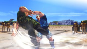 Street Fighter 4 - Update