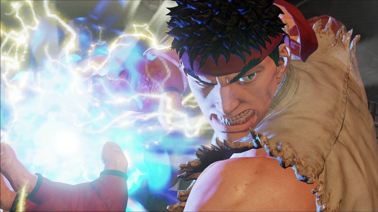 provato Street Fighter 5 Beta 2