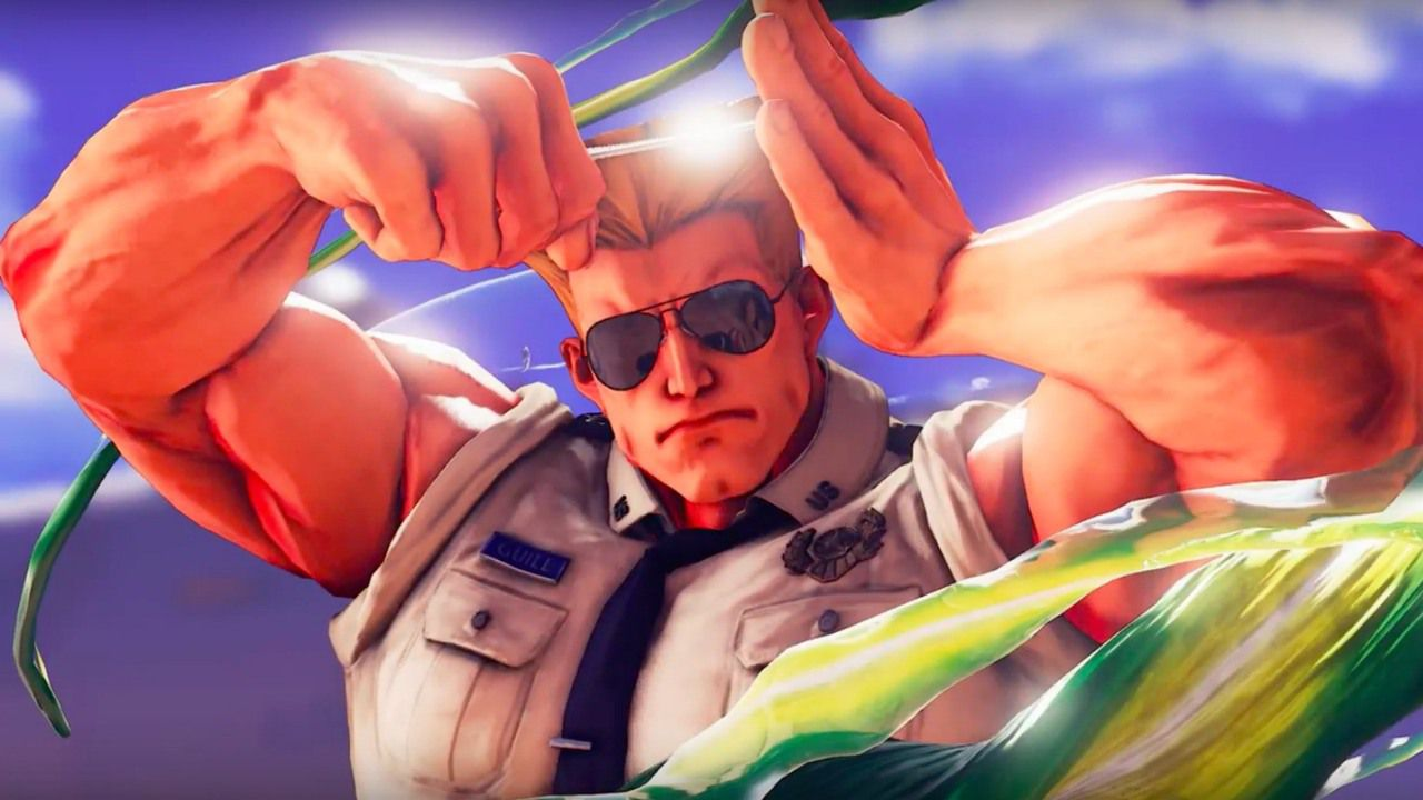 speciale Street Fighter 5: Guile