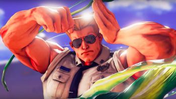 Street Fighter 5: Guile