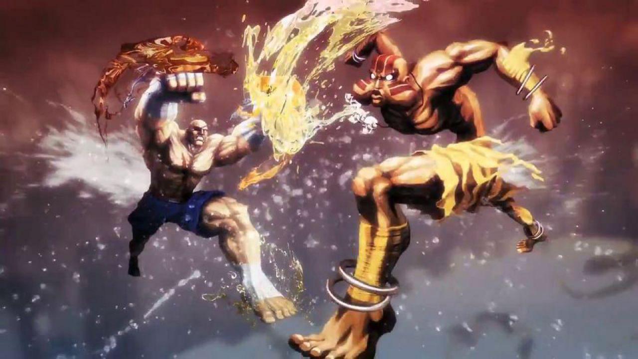 anteprima Street Fighter X TEKKEN