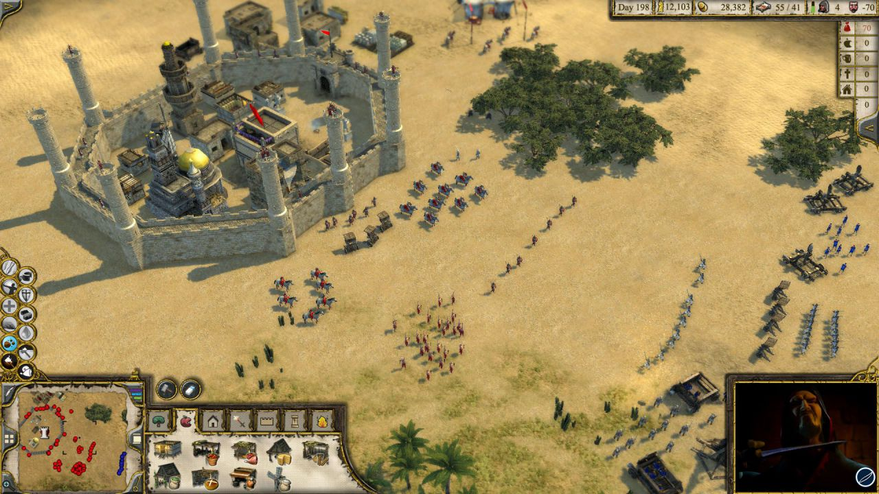 provato Stronghold Crusader 2