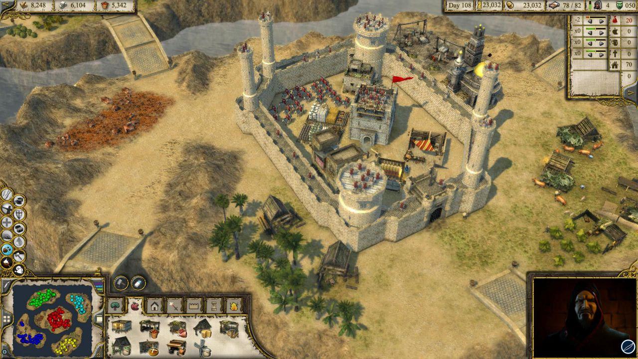 recensione Stronghold Crusader 2