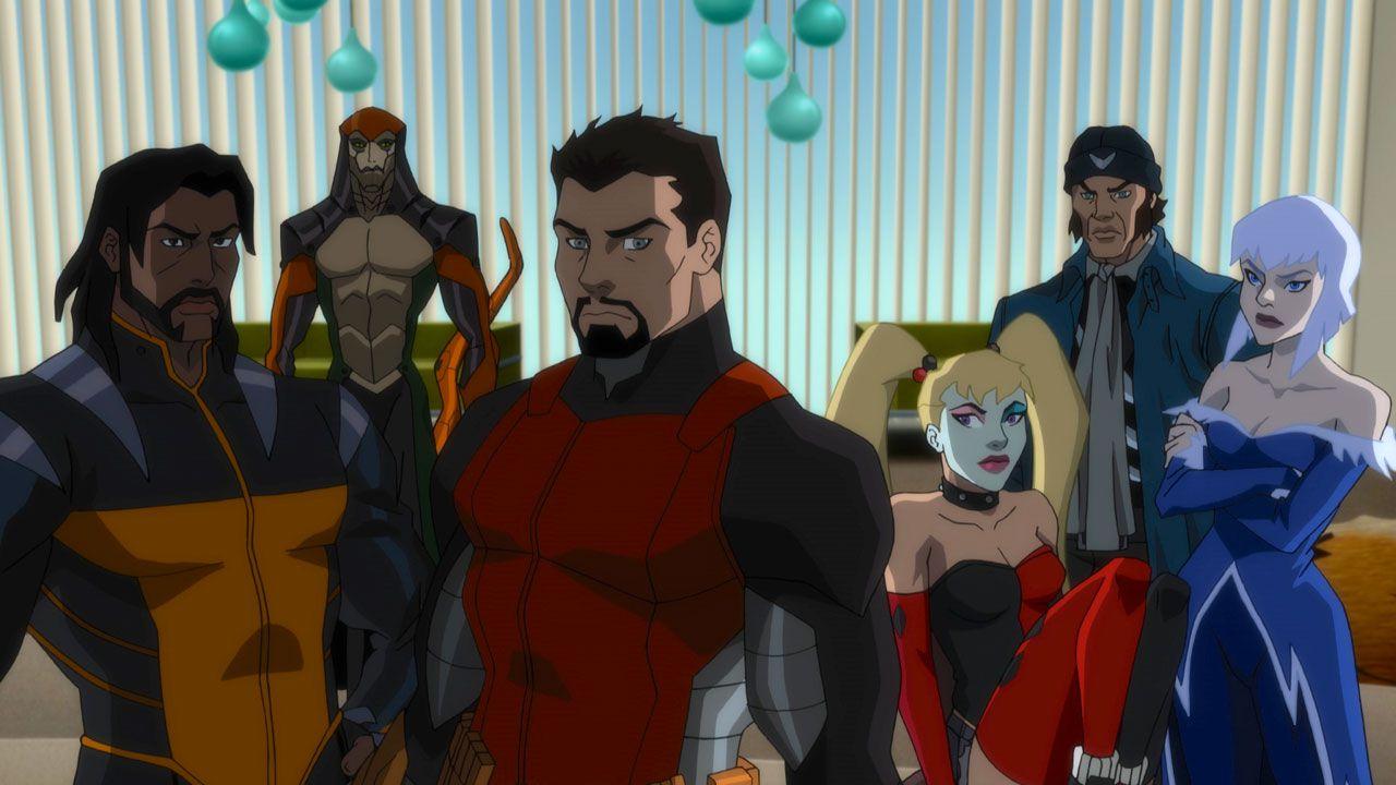 speciale Suicide Squad: Hell to Pay, il villain team DC tenta la strada dell'animazione
