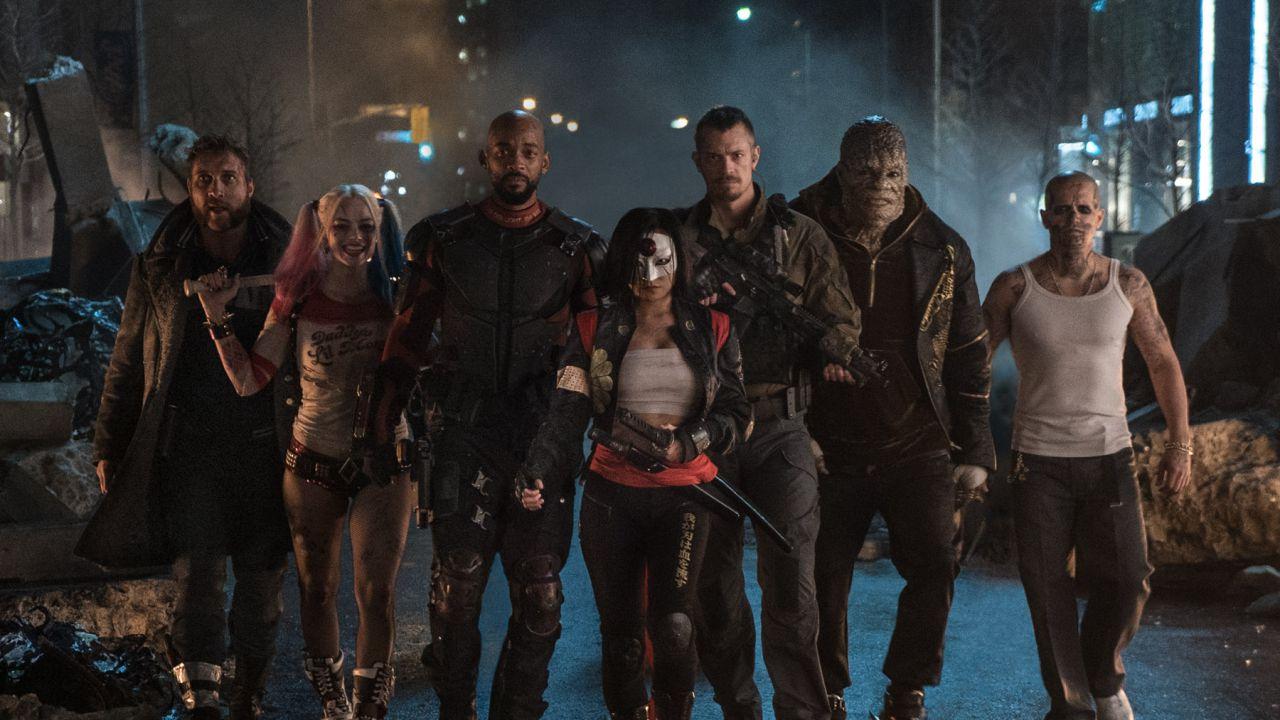speciale Suicide Squad: alla scoperta dei 'peggiori eroi di sempre'