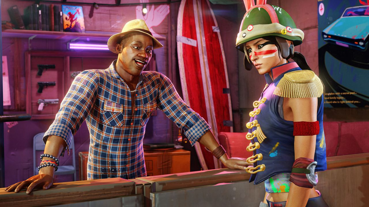 hands on Sunset Overdrive