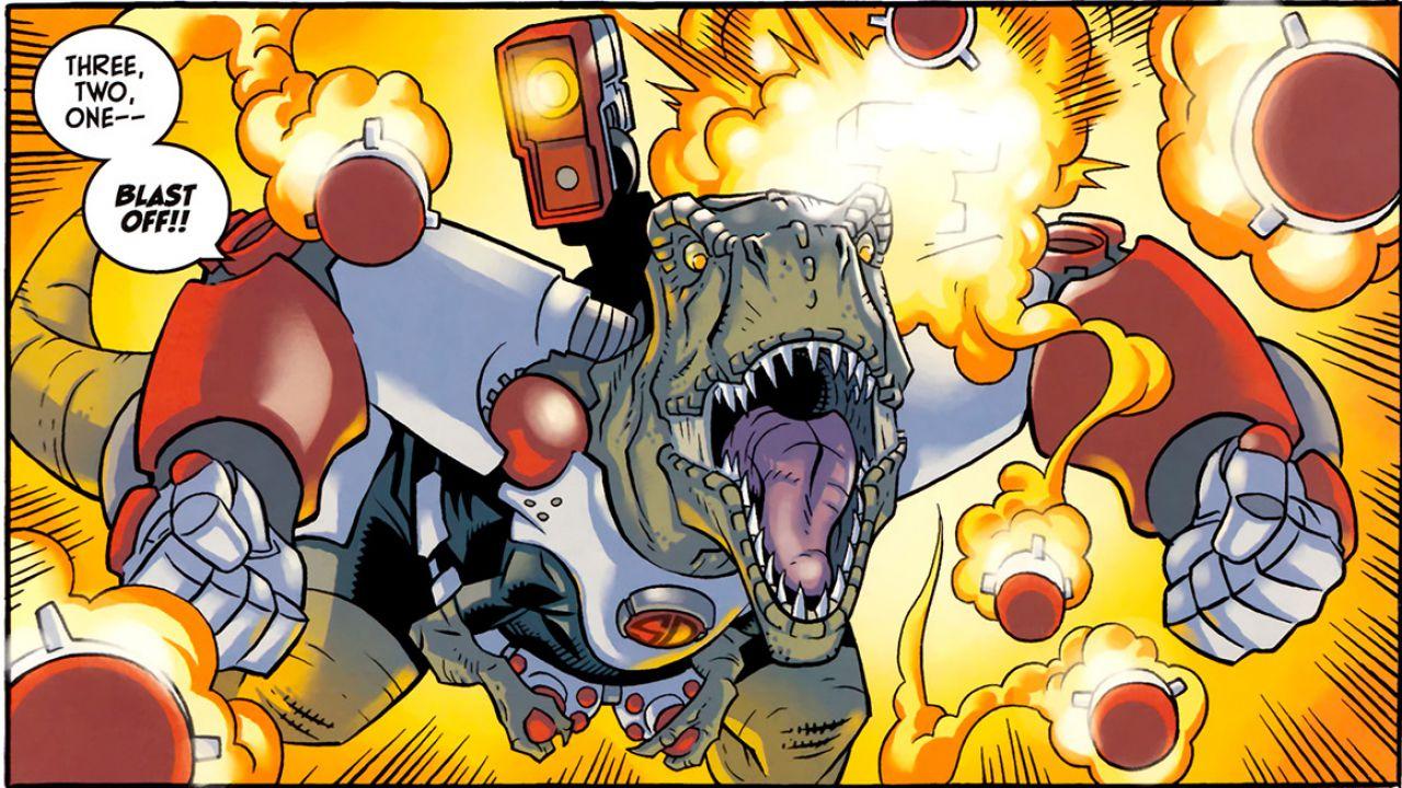 Super Dinosaur: recensione del primo volume della serie di Kirkman e Howard