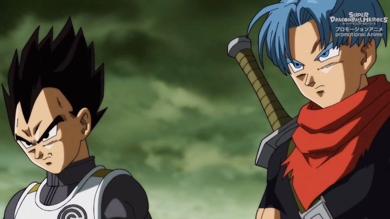 Super Dragon Ball Heroes Episodio 7: Saiyan contro Tsufuru!