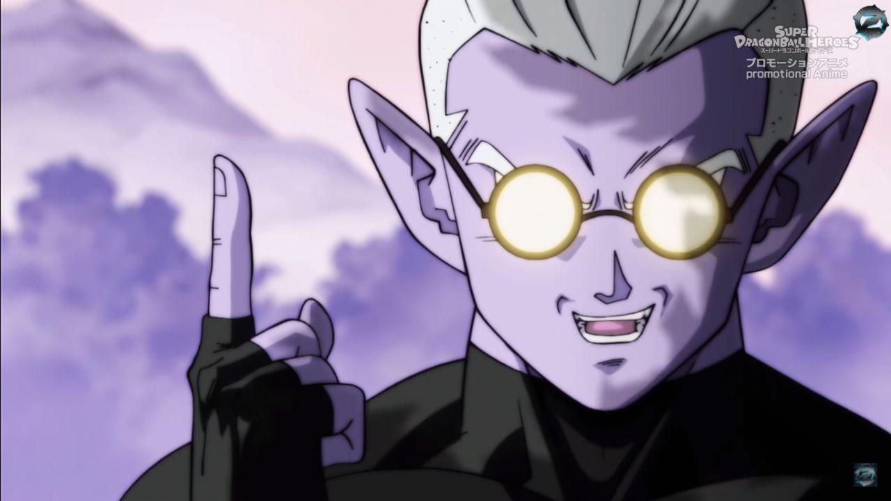 Super Dragon Ball Heroes: le prime impressioni sull'anime promozionale