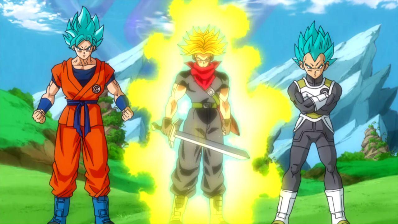 speciale Super Dragon Ball Heroes: Prison Planet, la terza saga tra videogioco e anime