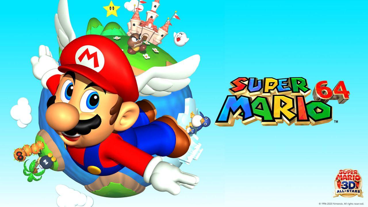 Super Mario 3D All-Stars: guida con i consigli di base per Super Mario 64