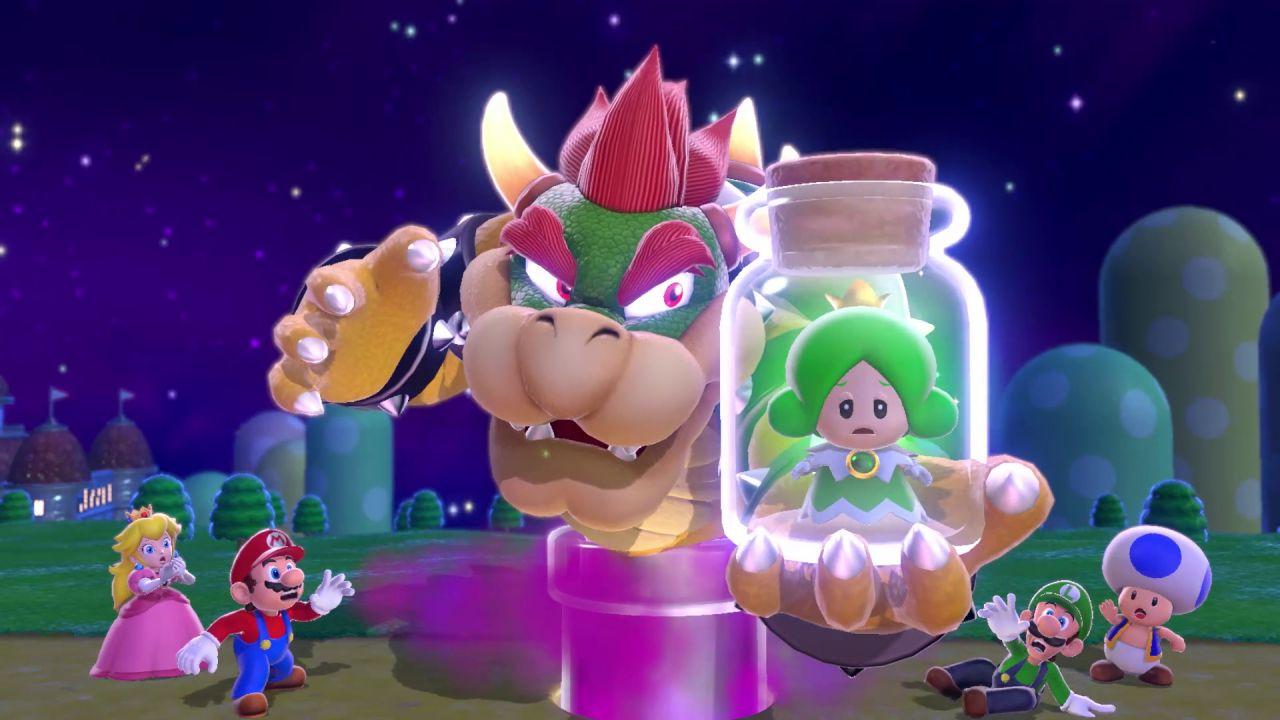 anteprima Super Mario 3D World: la furia di Bowser si risveglia su Nintendo Switch